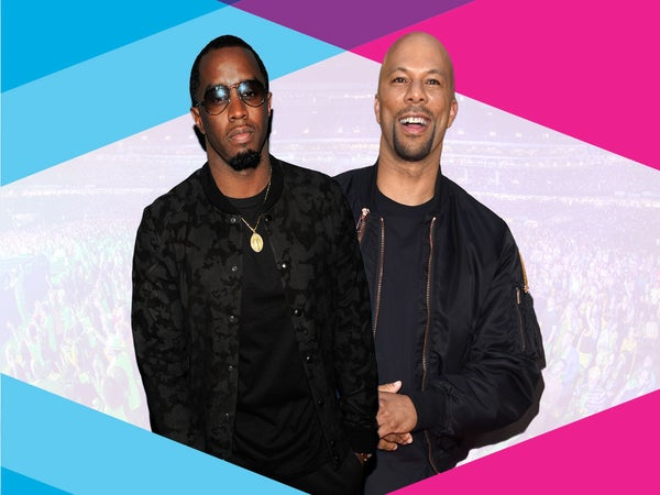 Puff Daddy, Common and Kendrick Rock the Mic on Our ESSENCE Fest Playlist