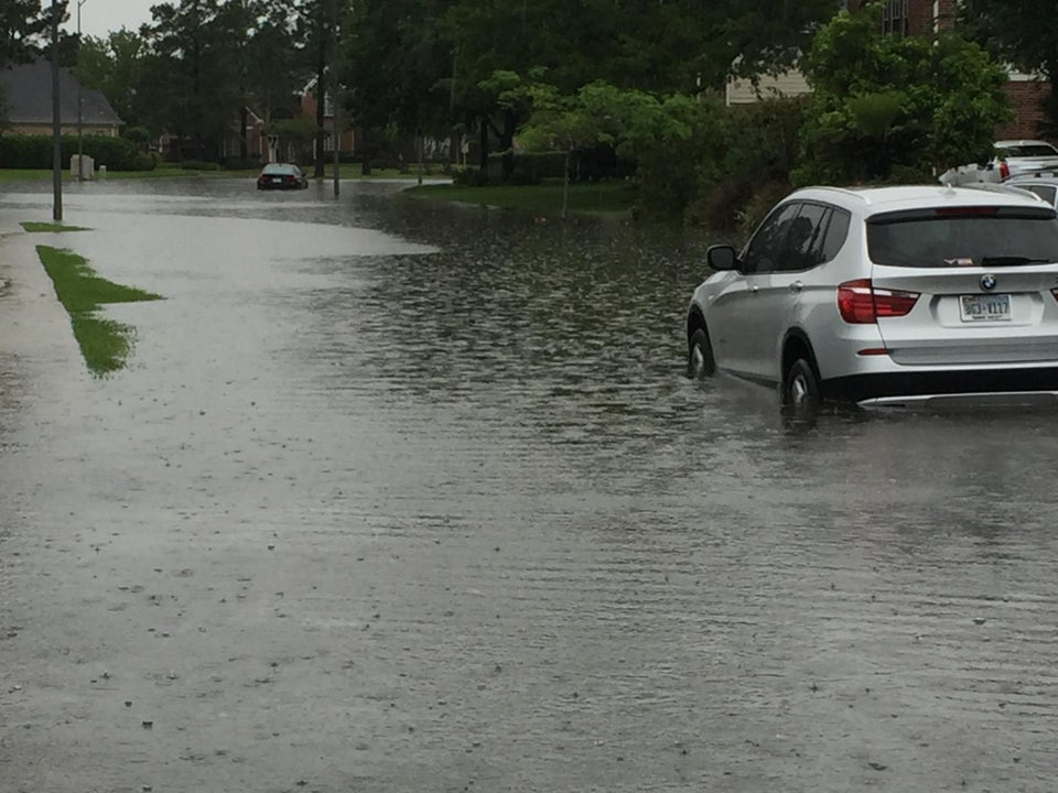 Houston Flooding Kills Five, Forces Hundreds of Residents to Evacuate