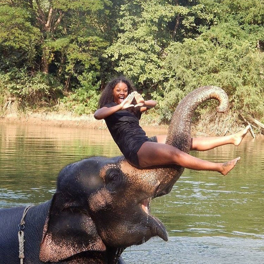 The 15 Best Black Travel Moments You Missed This Week: The Ride Of A Lifetime In Thailand