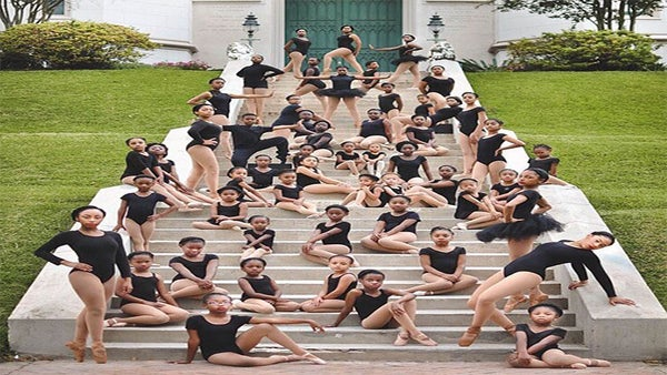 The Dancers At This Baton Rouge Studio Just Slayed Our Entire Timeline