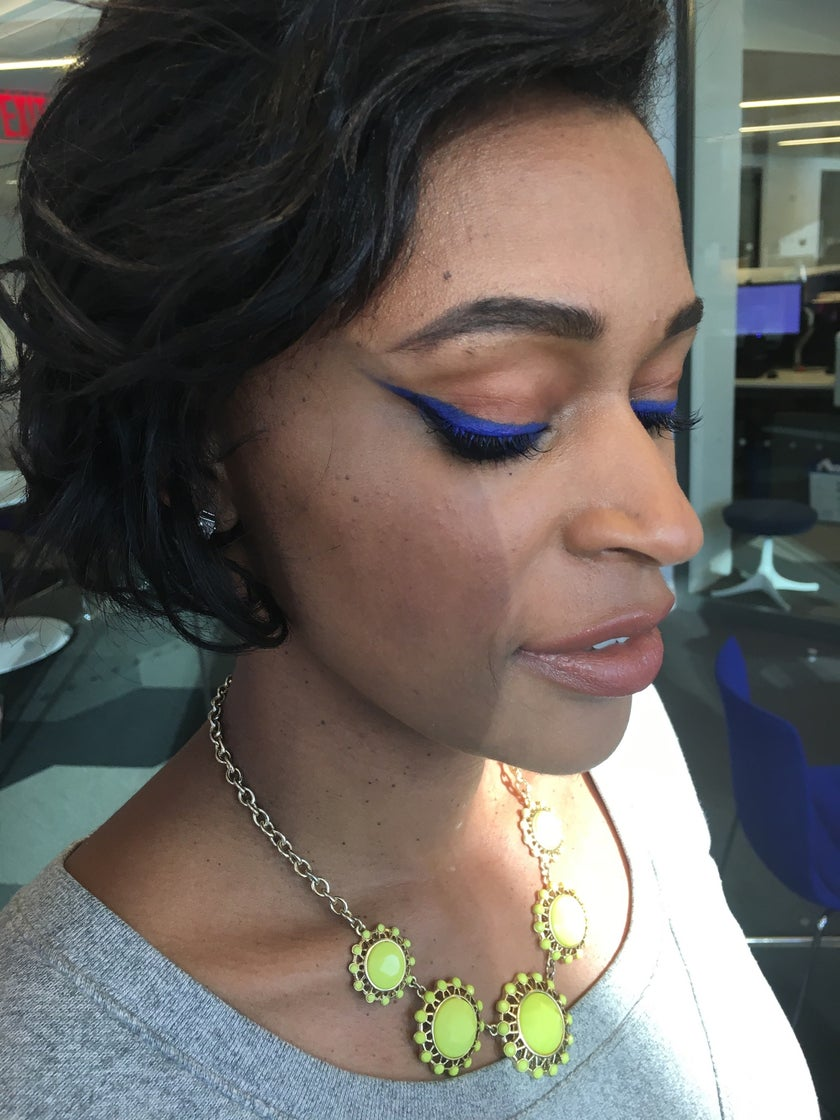 Watch Beyoncé's Makeup Artist Give The Ultimate Cat Eye Tutorial