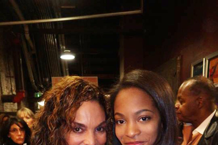 Jasmine Guy's Daughter Makes On-Stage Acting Debut in ...