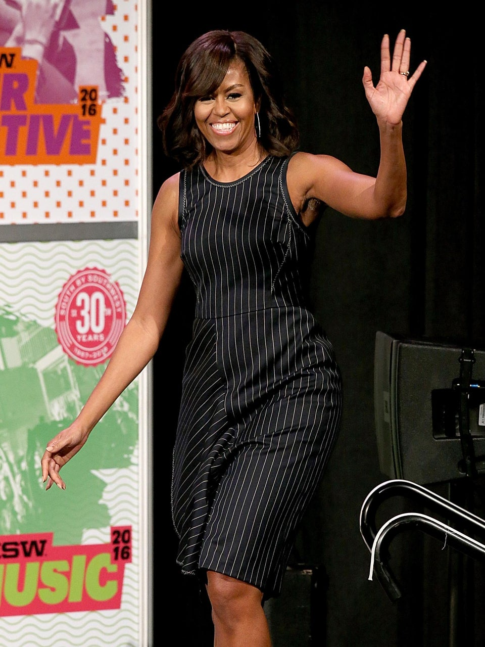 """Michelle Obama: """"I Never Thought I'd Become First Lady!"""""""