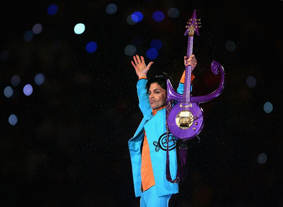 Throwback Thursday: Relive Prince's Legendary Superbowl Performance