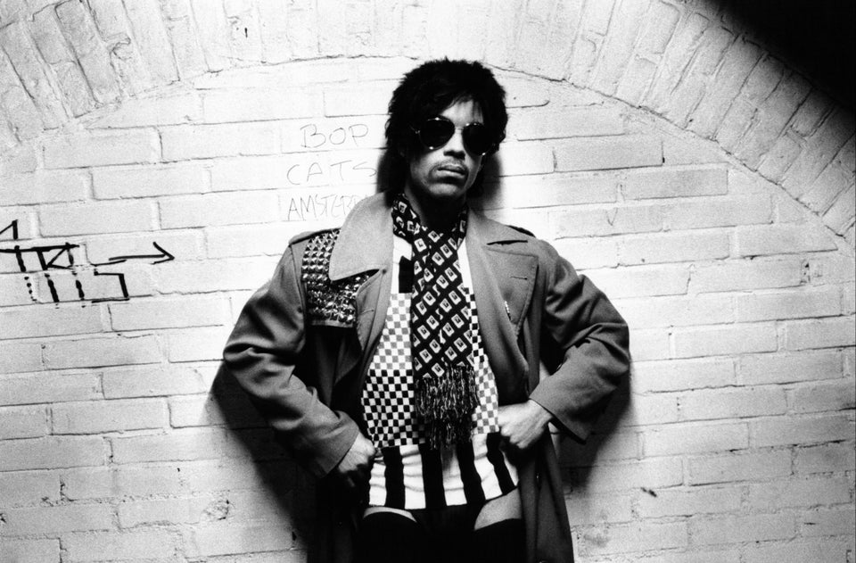 Prince Documentary In The Works Set For 2017 Release