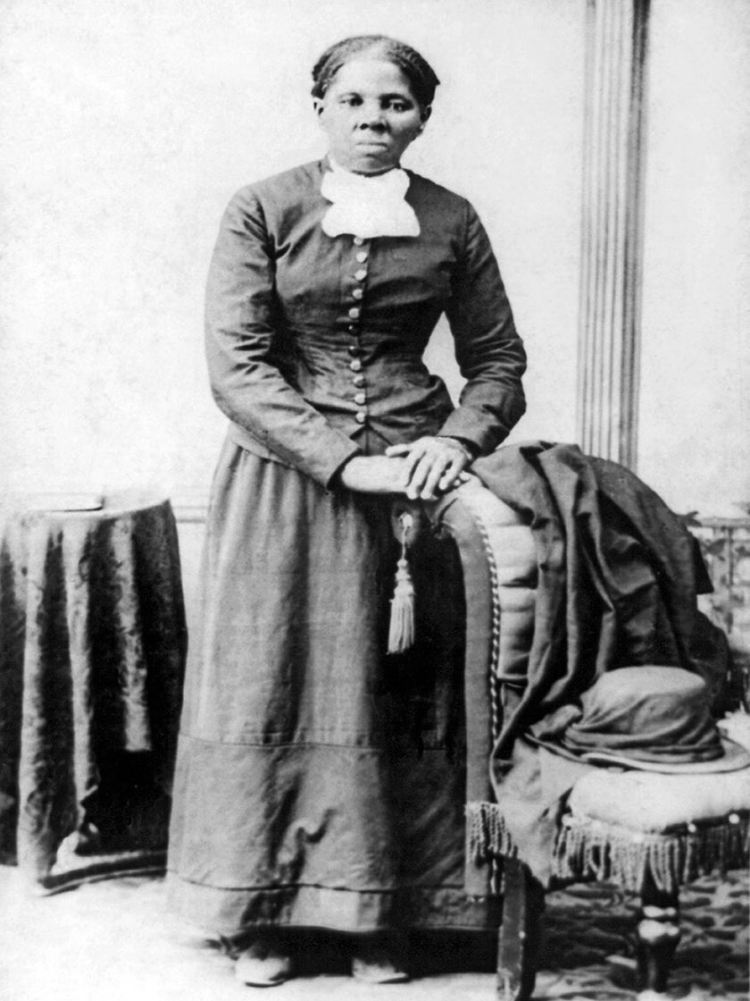 To the People Saying Harriet Tubman is 'Too Ugly' to Appear on the $20 Bill: Have Several Seats