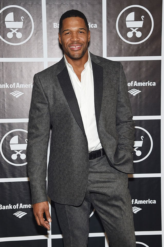 Michael Strahan Thanks Kelly Ripa, Oprah Weighs in on the 'Live' Drama