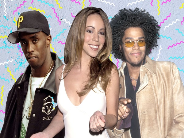 Flashback Friday: See Our 2016 ESSENCE Fest Artists Looking Their '90s Flyest!