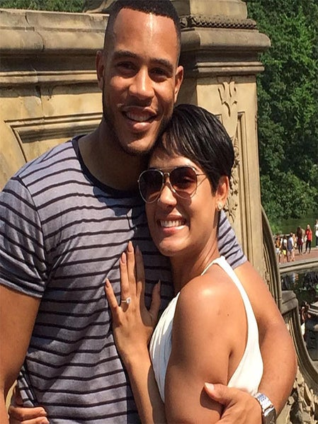 Trai Byers Rubs Wife Grace Gealey's Feet and Makes All Of Instagram Melt
