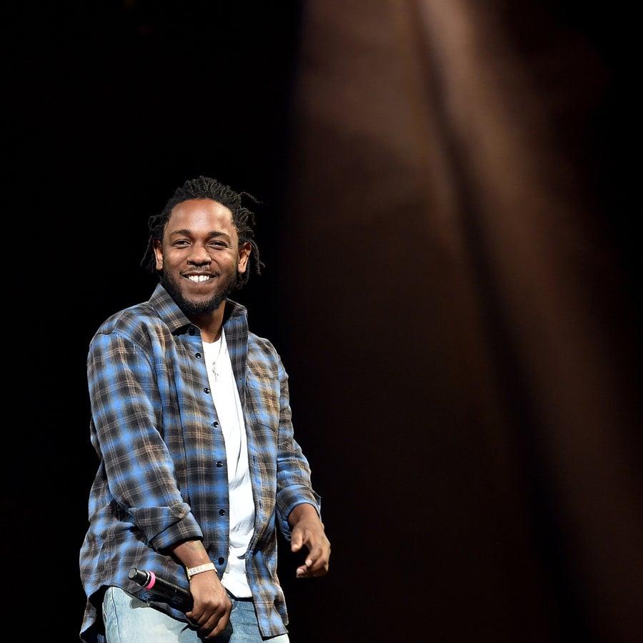 "Kendrick Lamar's Homemade Rendition Of Rihanna's ""Work"" Will Make Your Week"