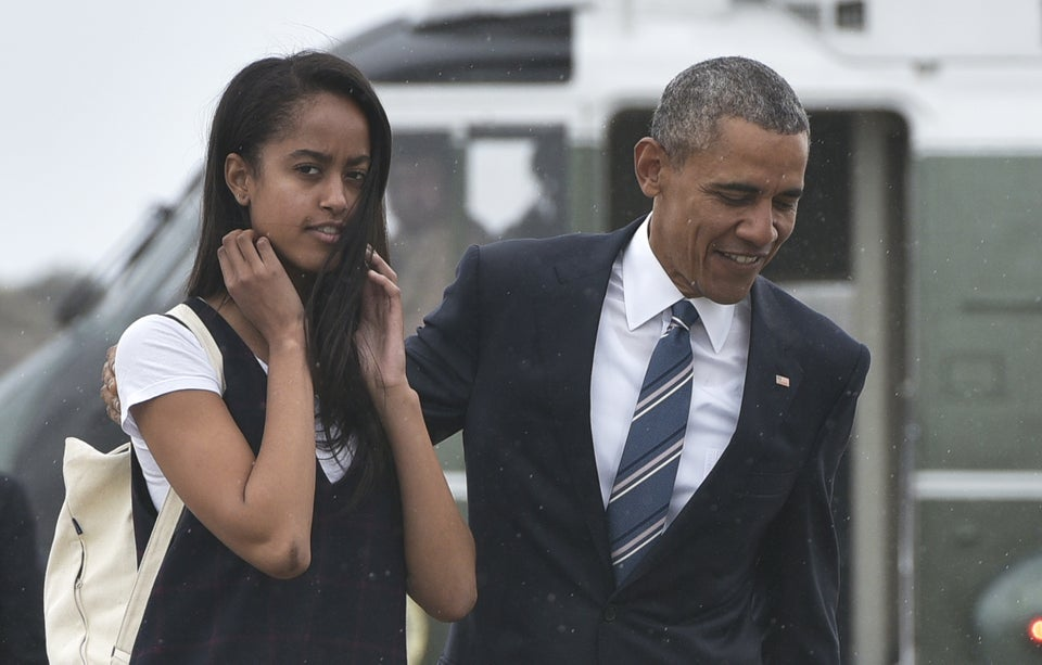 Malia Obama Has Decided to Attend Harvard University—After Taking a Gap Year