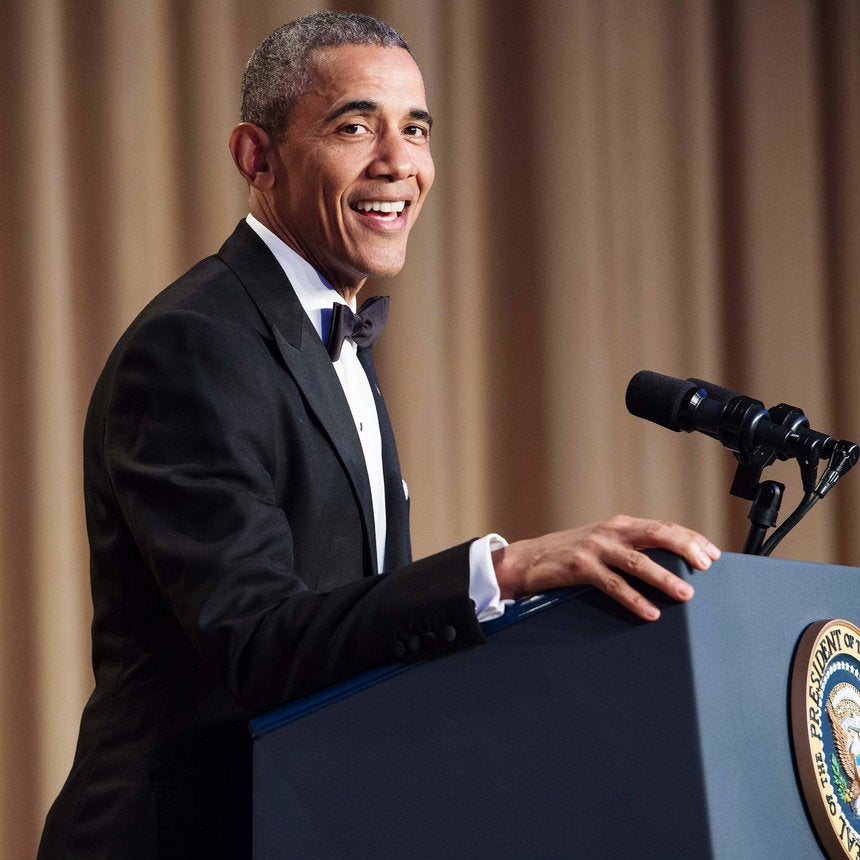 This Dub of Obama Singing 'Work' is Actually Pretty Funny