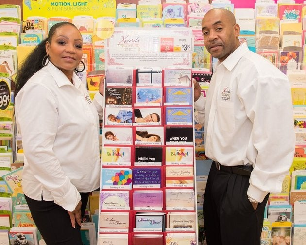 Black Divorced Couple Creates Greeting Card Line For Exes Looking To Co-Parent