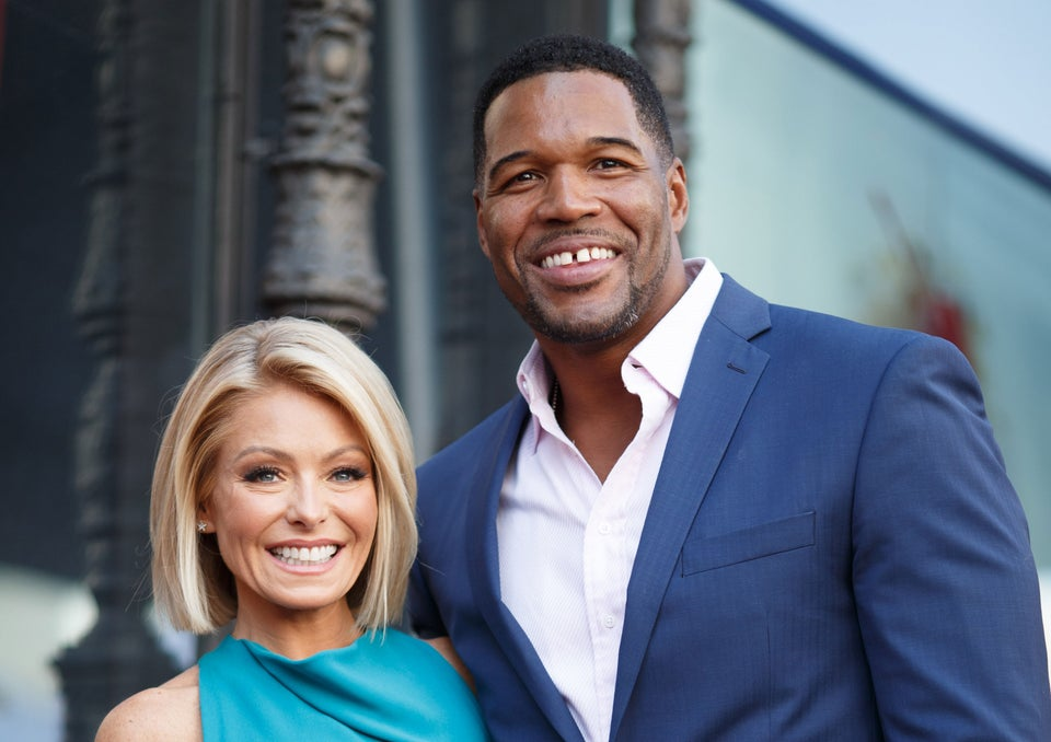 Despite the Drama Behind the Scenes, 'Live with Kelly and Michael' Take Home Daytime Emmy