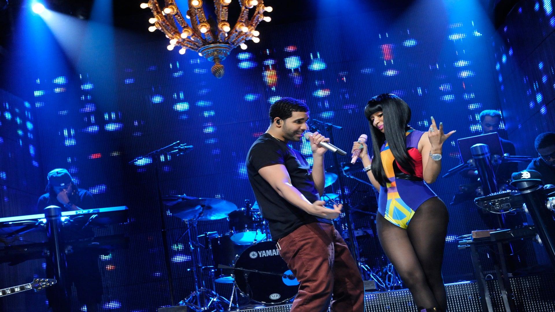 Drake Admits He and Nicki Minaj Don't Speak, But He's Still Got Love For Her
