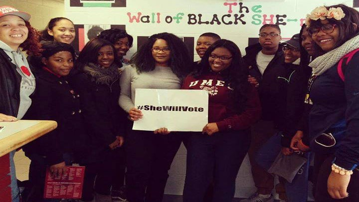 How 'Black Girls Vote' Is Getting Young Voters to the Polls