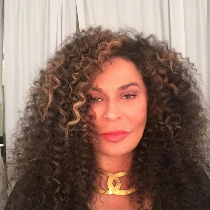 Tina Knowles Lawson Shares Her Secret to Maintaining Healthy Curls