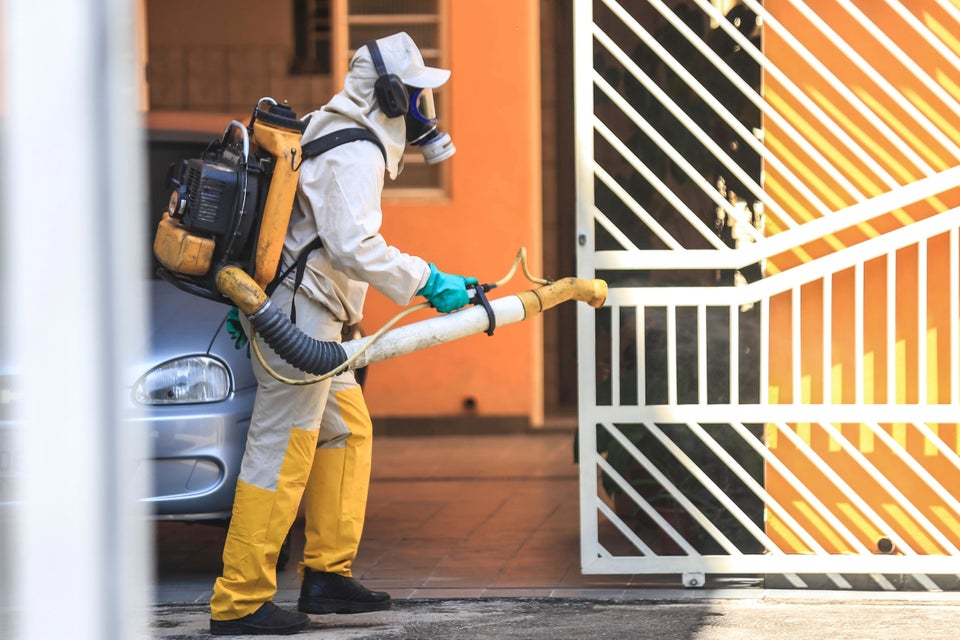 America Reports First Zika Virus Death