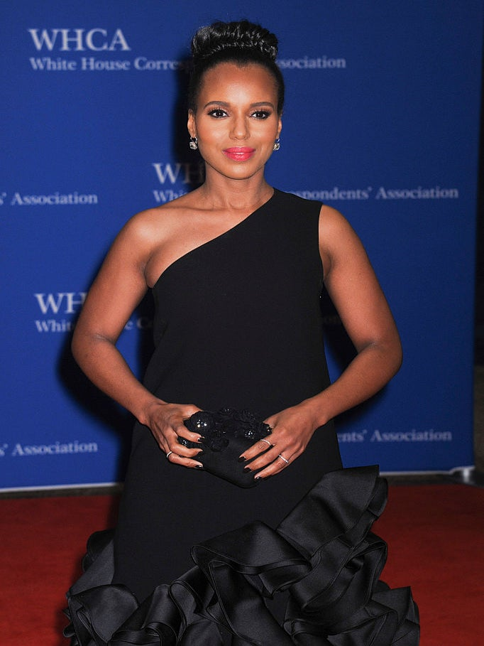 Kerry Washington Shares Beauty Routine She Hopes to Pass on to Daughter