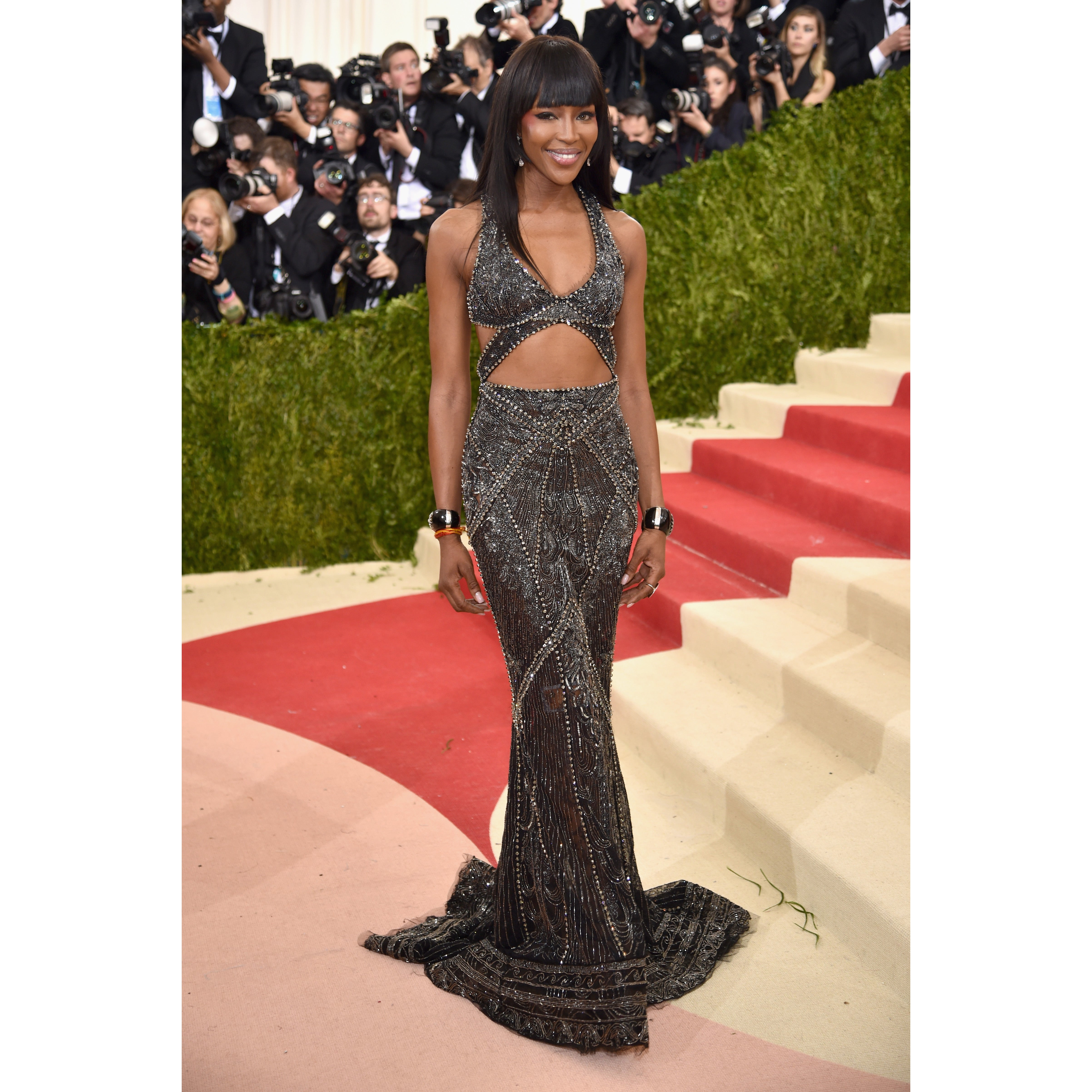 Naomi Campbell Celebrates 30 Years of Dominating the World of Modeling