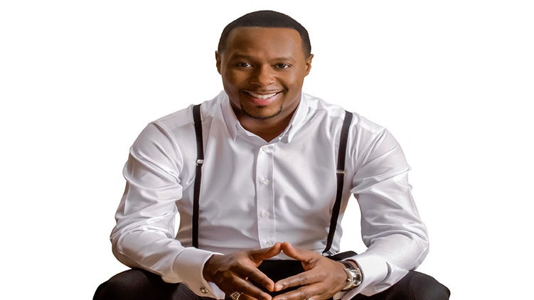 Gospel Singer Micah Stampley Shares the Lessons Learned from His Mother