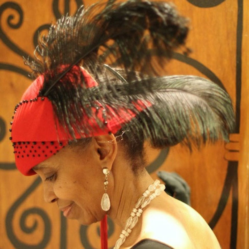 Style Star Puts Impressive Hat Collection on Display At FamousHarlem Restaurant