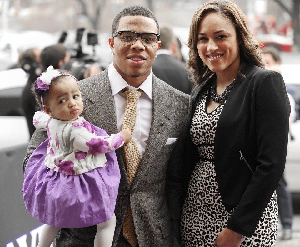 Ray Rice And Wife Janay Expecting Baby #2