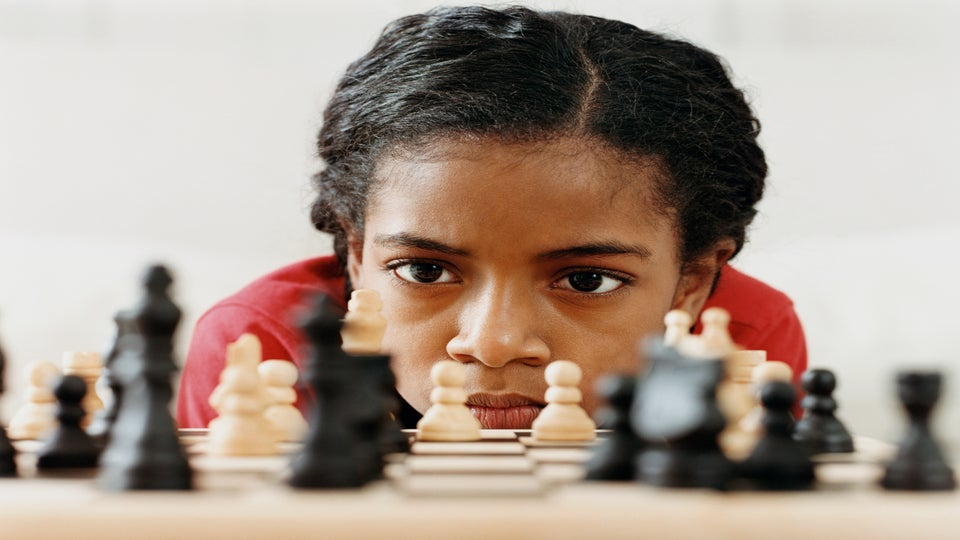 #BlackGirlMagic: Detroit Girls Chess Team Wins First Place At National Championships