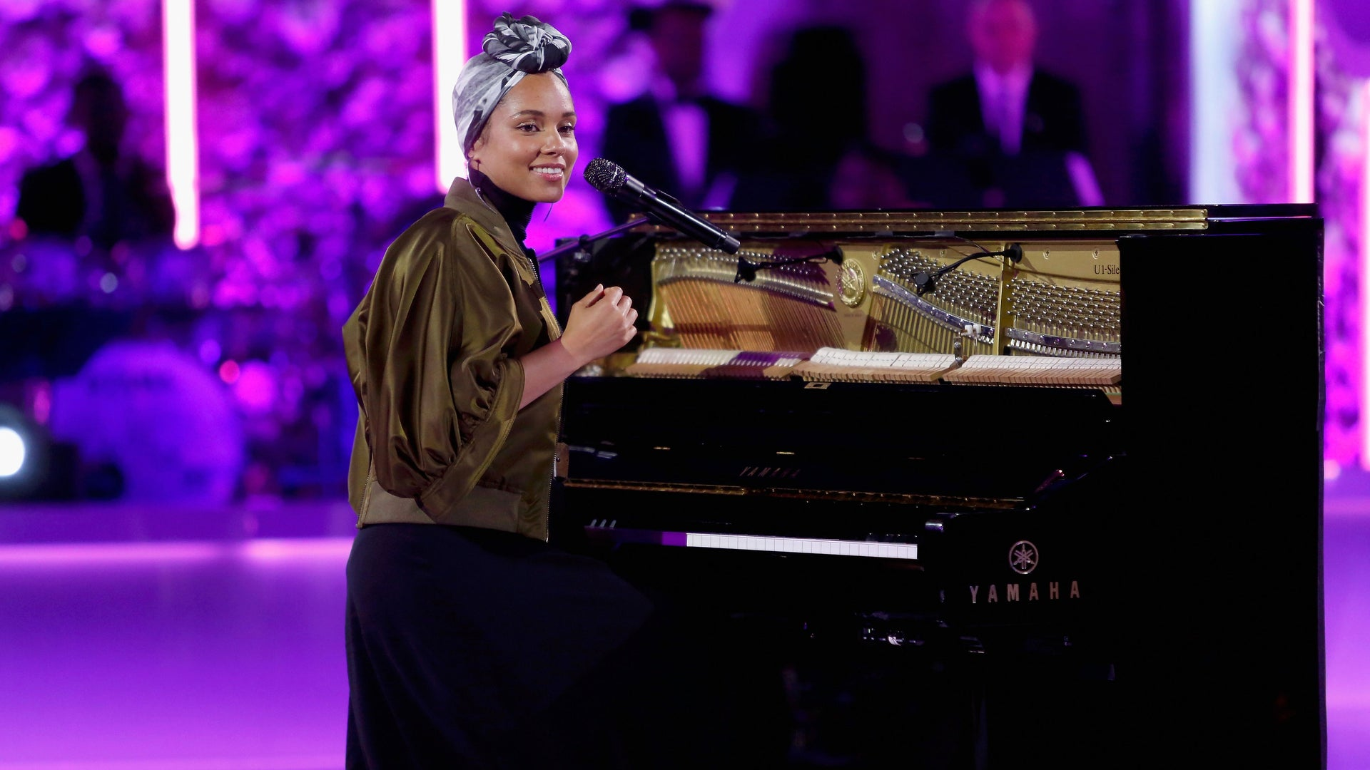 """Alicia Keys Releases """"In Common,"""" Her First Single in Four Years"""