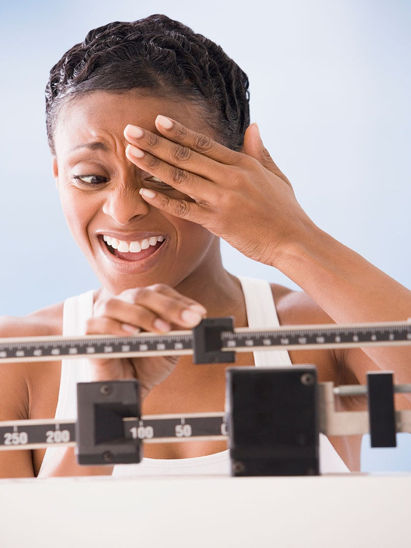 Study Suggests Married Black Women Gain More Weight than Singles