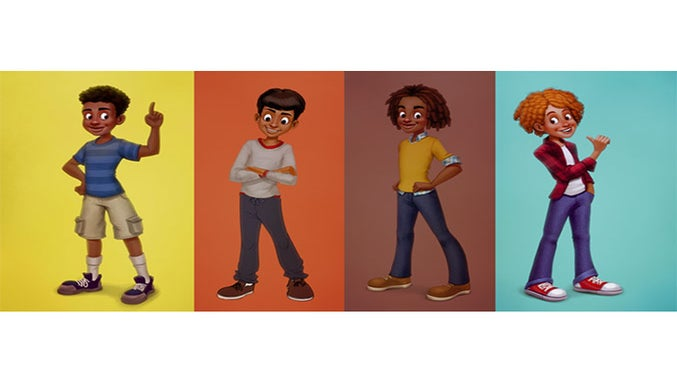 College Student Creates 'Melanites' Doll Line for Boys of Color