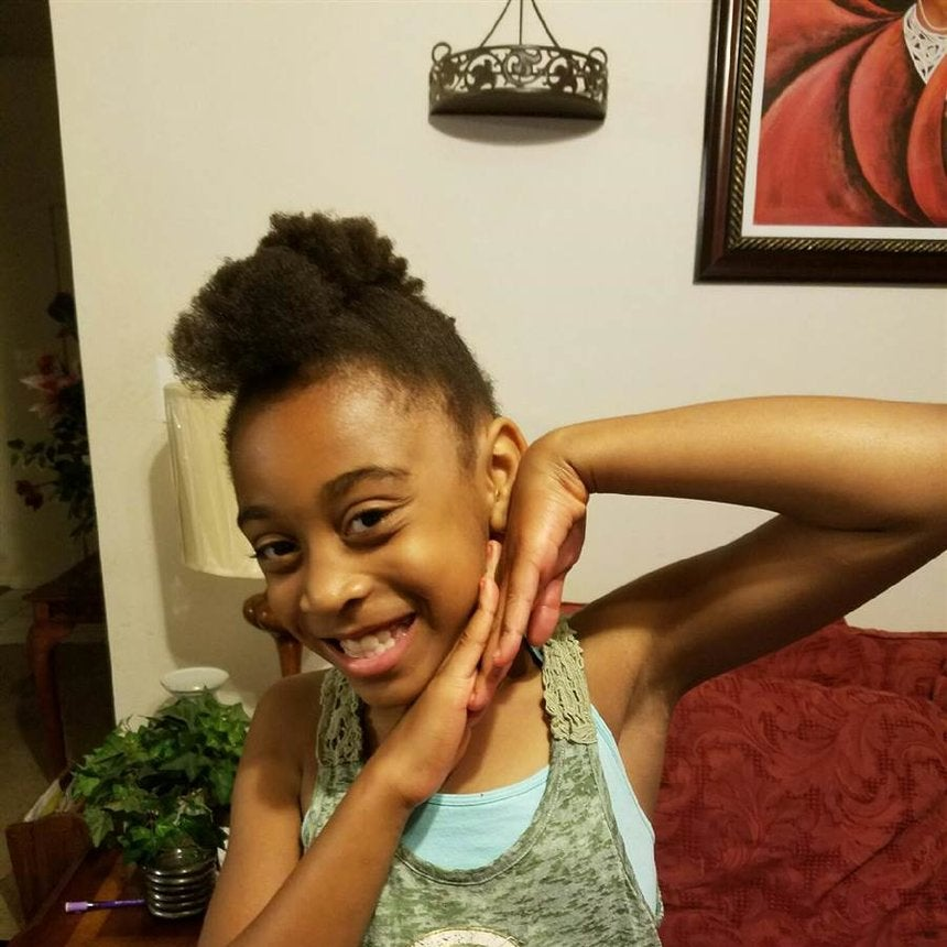 Here We Go Again! 9-Year-Old Girl Told Hair is Unacceptable For School