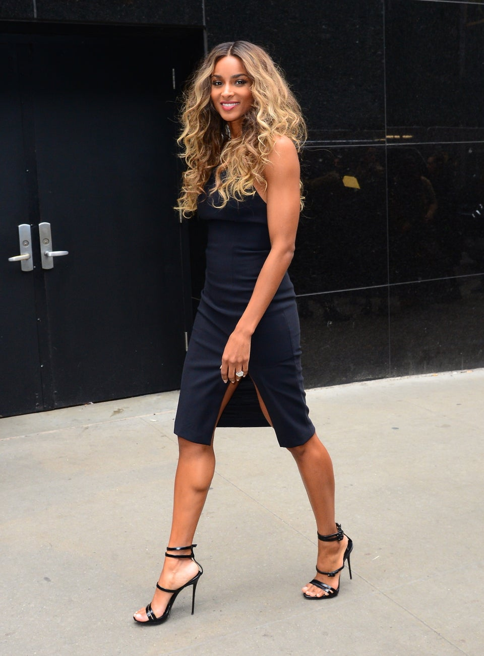 Ciara Signs Exclusive Contract With IMG Models