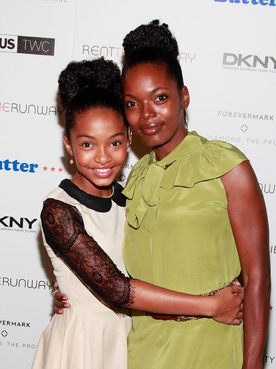 'Black-ish' Star Yara Shahidi and Her Mom Share Lessons They've Learned from Each Other
