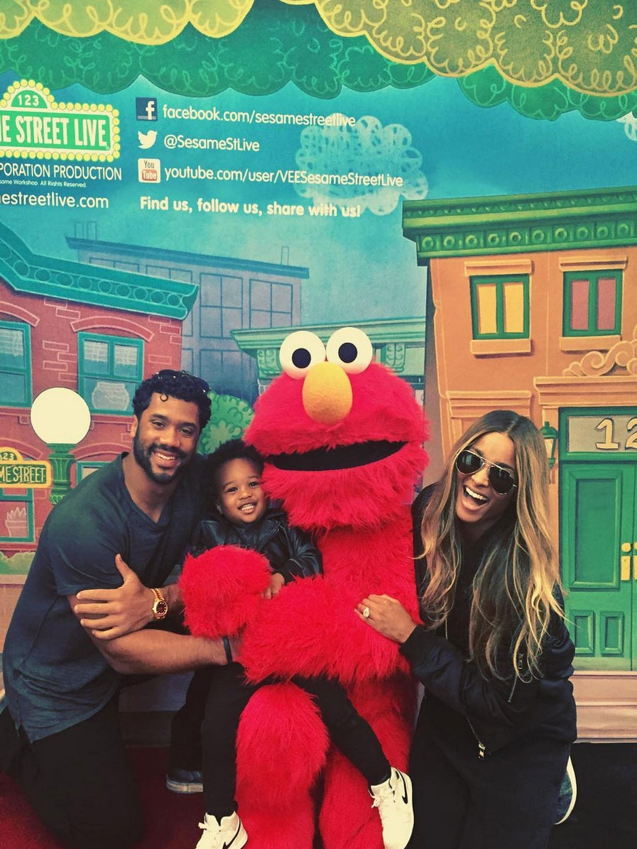 Russell Wilson Pens The Sweetest Message to Baby Future on His Birthday