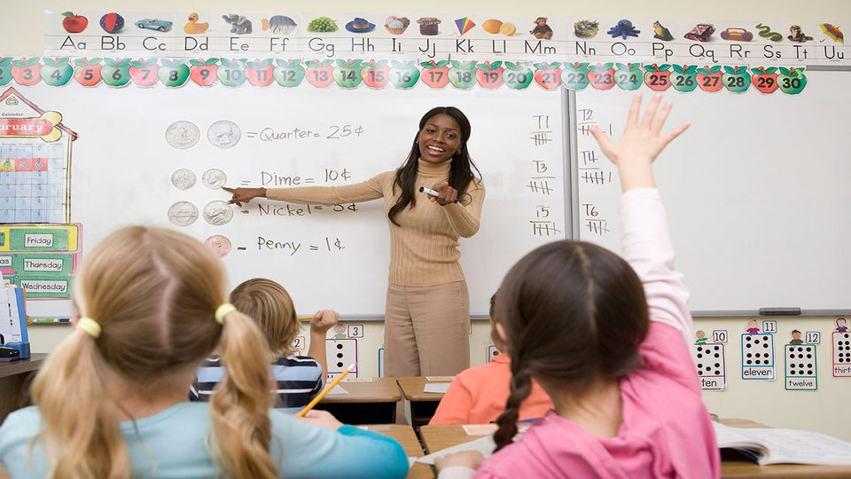 New Study Details the Importance of White Students Having More Teachers of Color