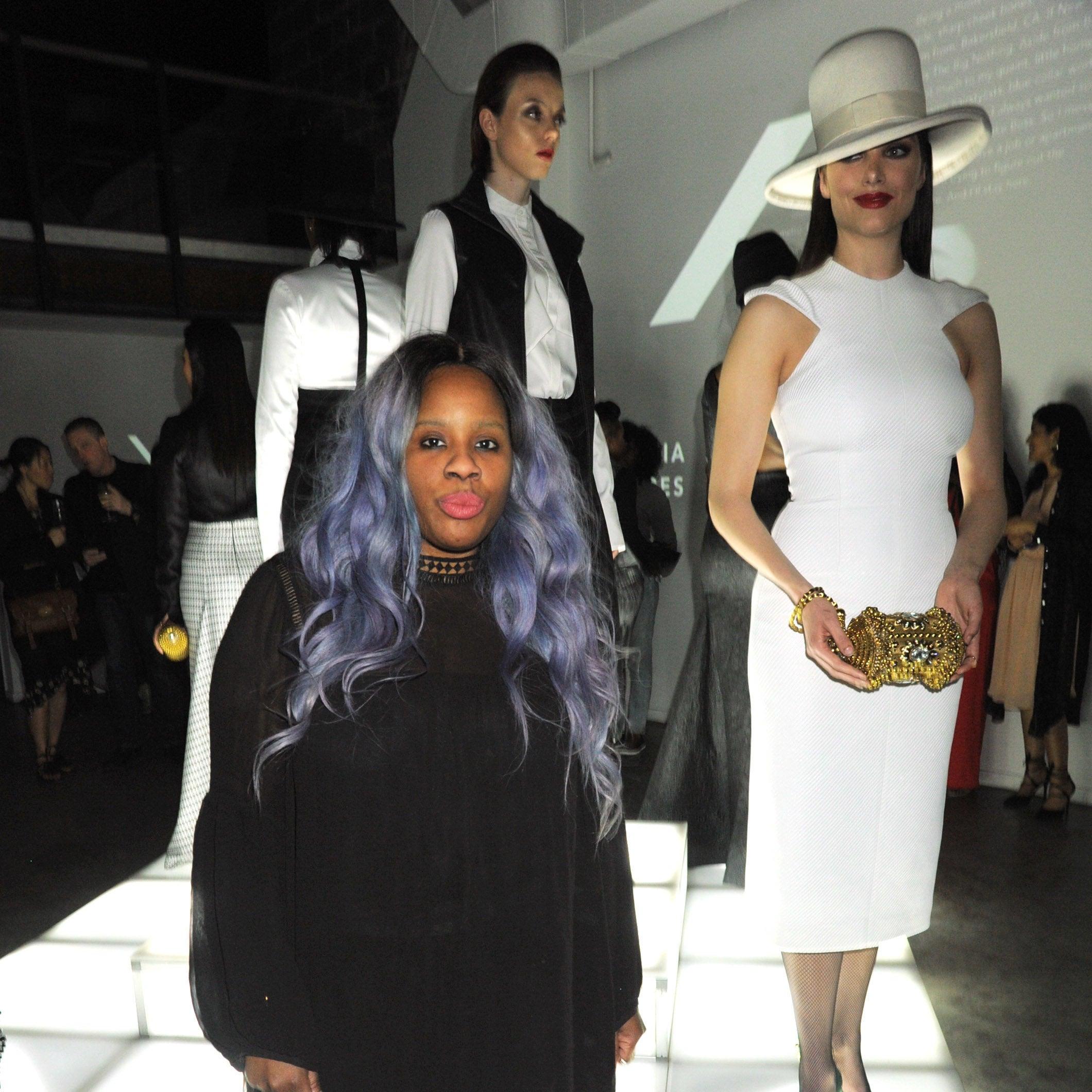 Celebrity Stylist Kanayo Ebi Opens Showroom For International Designers
