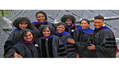 8 Black Women Make History By Earning Their Ph.D.s At the Same Time