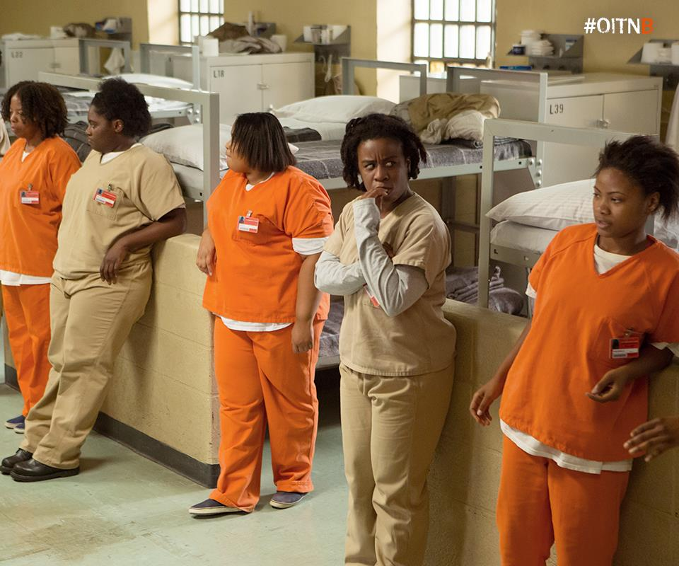 Orange Is the New Black, Except in the Writer's Room