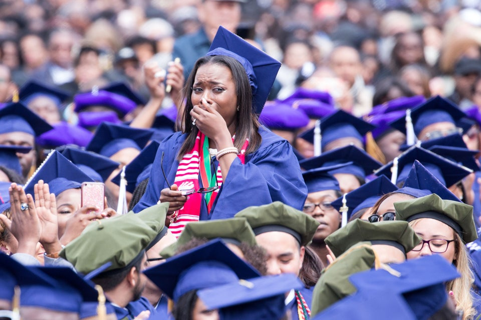 The Student Who President Obama Recognized at Howard University Speaks Out