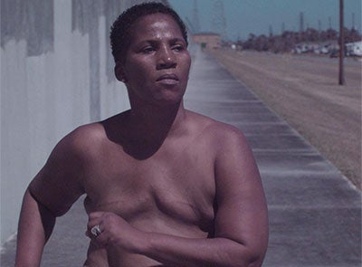 Breast Cancer Survivor Walks 1,000 Miles Topless to Share Her Inspiring Scar Story