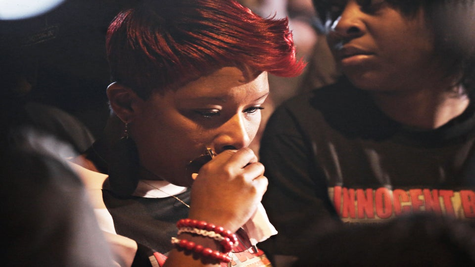 The Truth Shall Set You Free: Read An Excerpt from Michael Brown's Mother's New Book