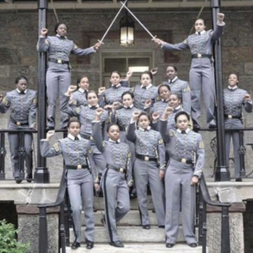 The #Proud16 Black Women From West Point Are Still Under Fire, Here's How You Can Help