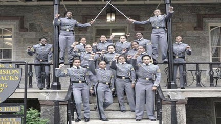 West Point Cadets Won't be Punished For Raising Fists in Old Corps Photograph