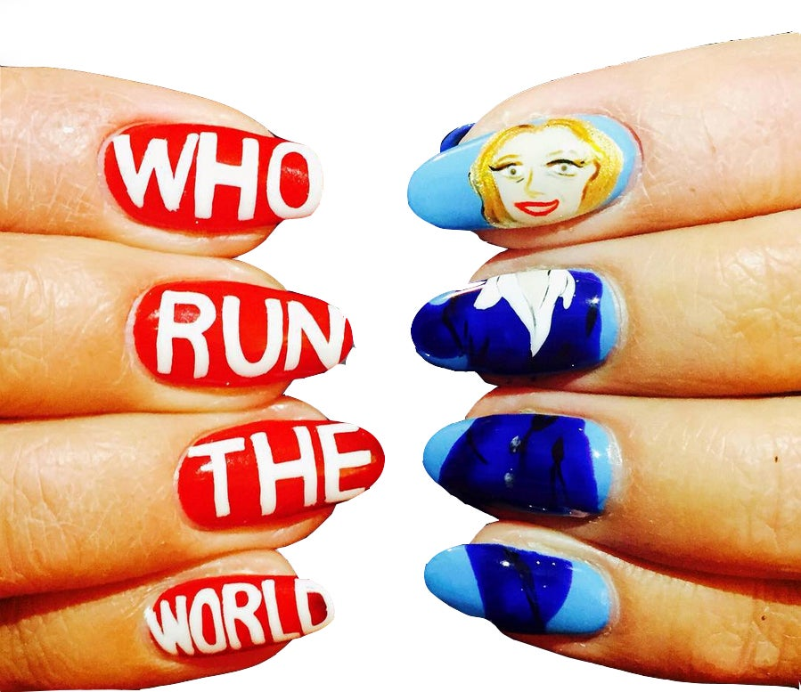 7 Summer Ready Manicures By New Yorks Hottest Nail Artist Essence