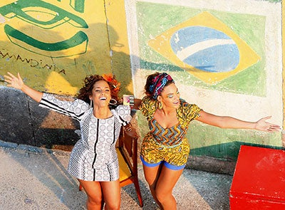 Here's Why You Never Saw That Music Video Alicia Keys Made with Beyoncé
