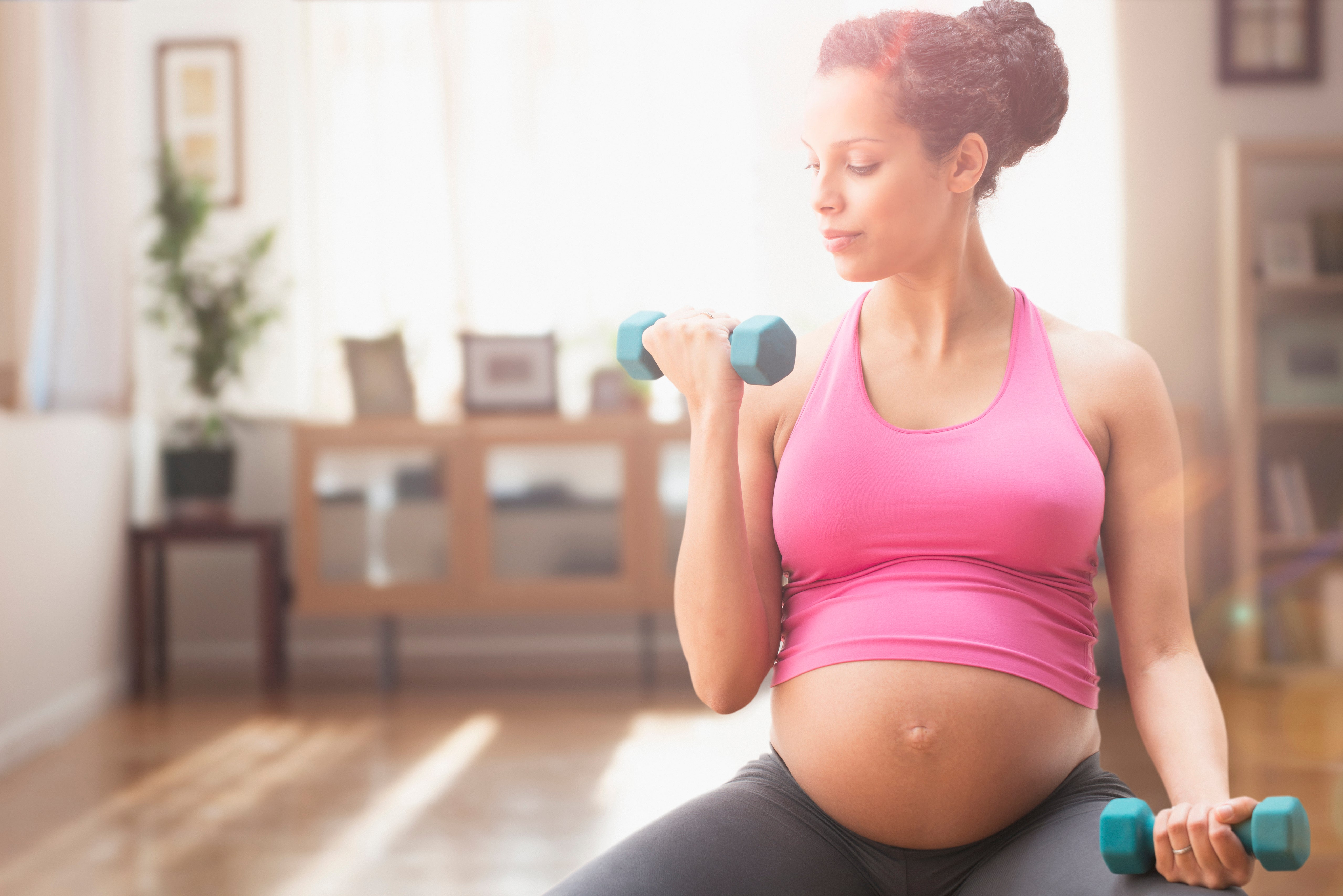 How To Develop The Right Pregnancy Mindset For Healthy Results