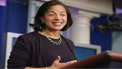 Susan Rice Encourages Graduates to Embrace Diversity During Florida International University Speech