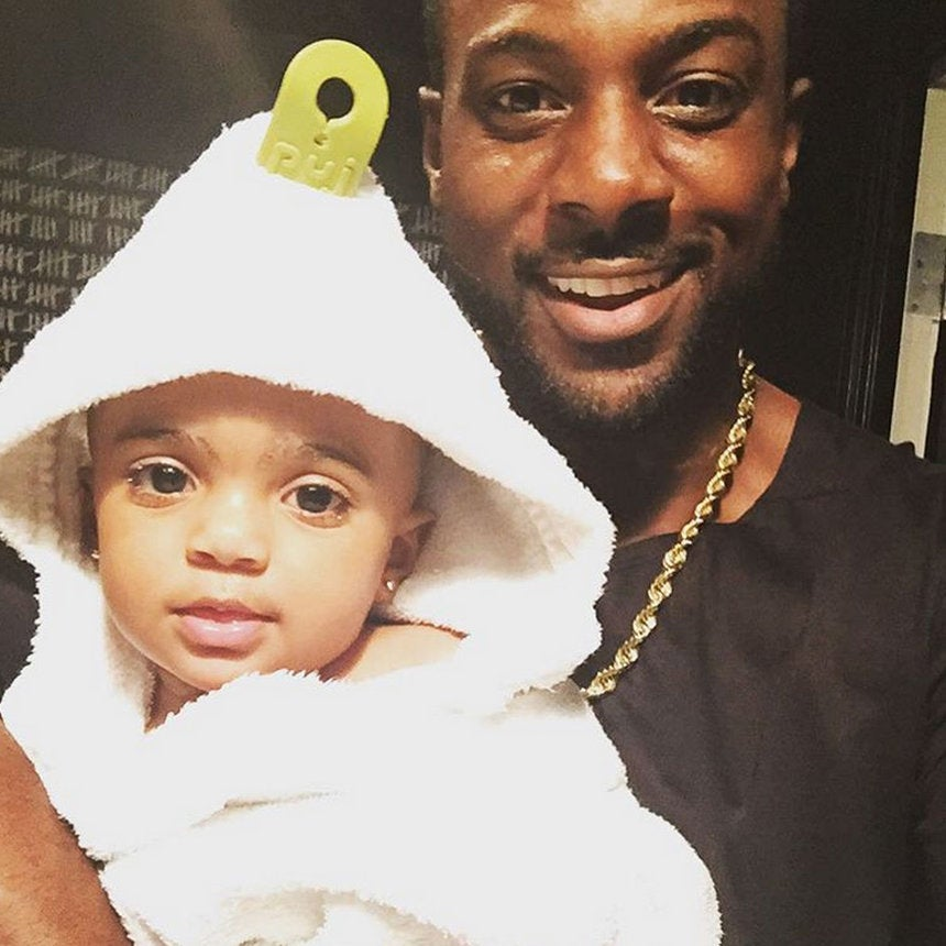 Photographic Proof that Lance Gross and His Daughter Are the Cutest Duo Ever