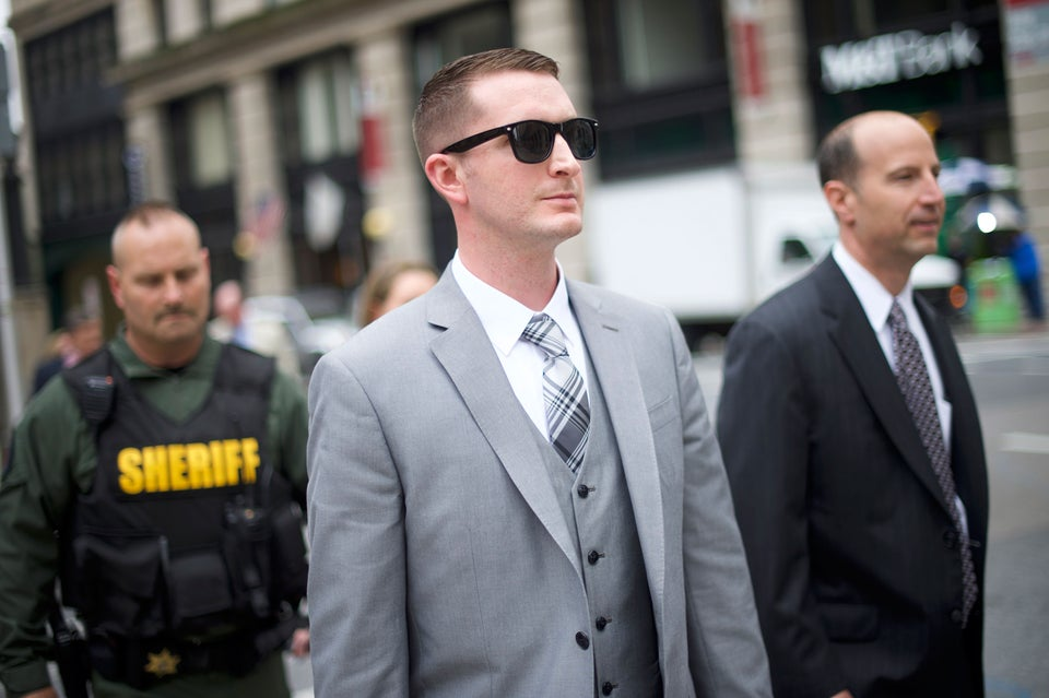 Trial Begins for Second Officer Charged with Freddie Gray's Death